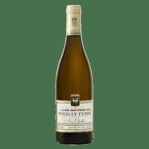 pouilly fuissé aux chailloux vin blanc bourgogne
